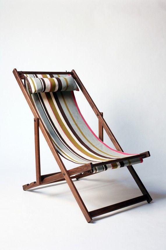 Tywyn Multi Garden Deck Chair