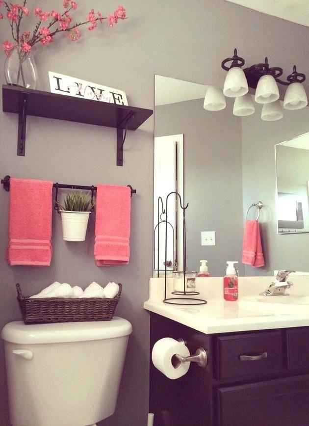 17 Modern Bathroom Decorating Ideas Modern Bathroom Decorating Girl Bathroom Decor Purple Bathroom Decor Bathroom Decor