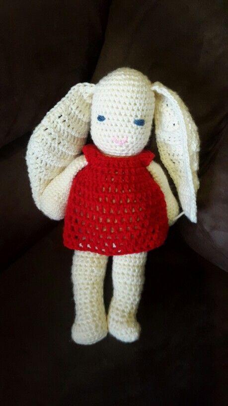 Arugurumi doll