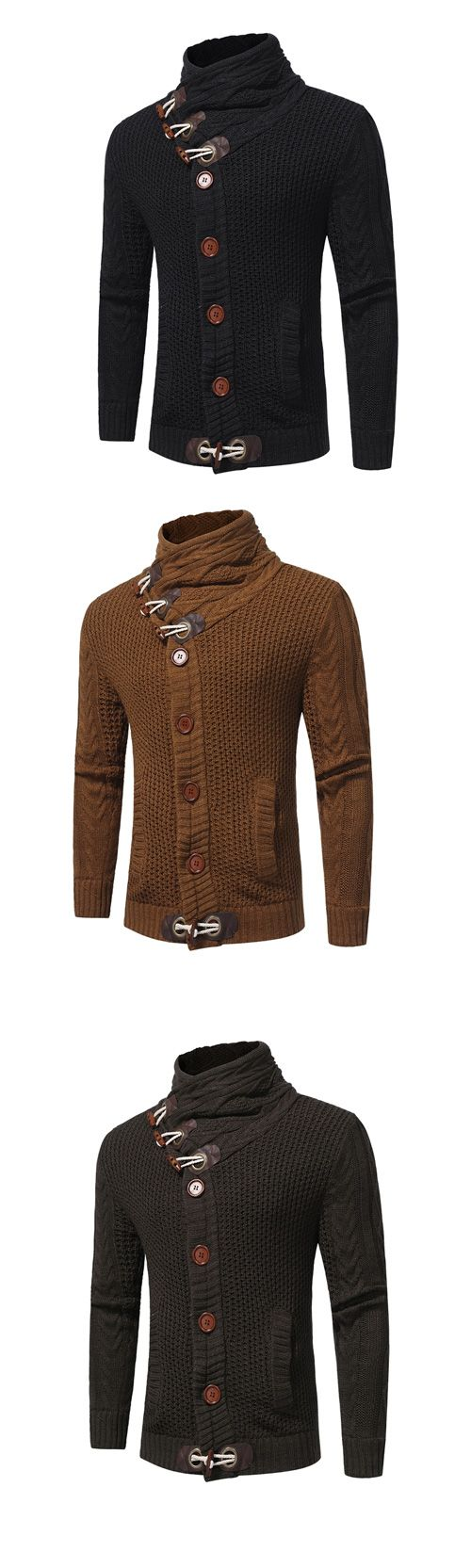 Men's Going out Casual/Daily Simple Street chic Sophisticated Regular Pullover