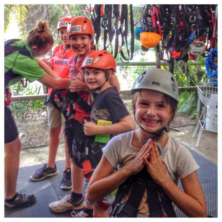 Cairns Zoom - High & Low Ropes course in a Wildlife enclosure