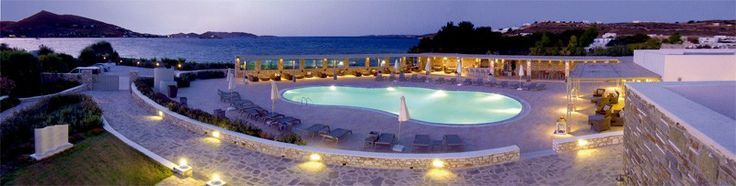 About Saint Andrea Seaside Resort - Saint Andrea Seaside Resort Naoussa Paros Greece | Book Online