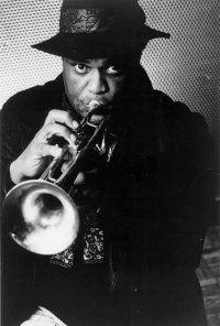 Freddie Hubbard on Trumpet