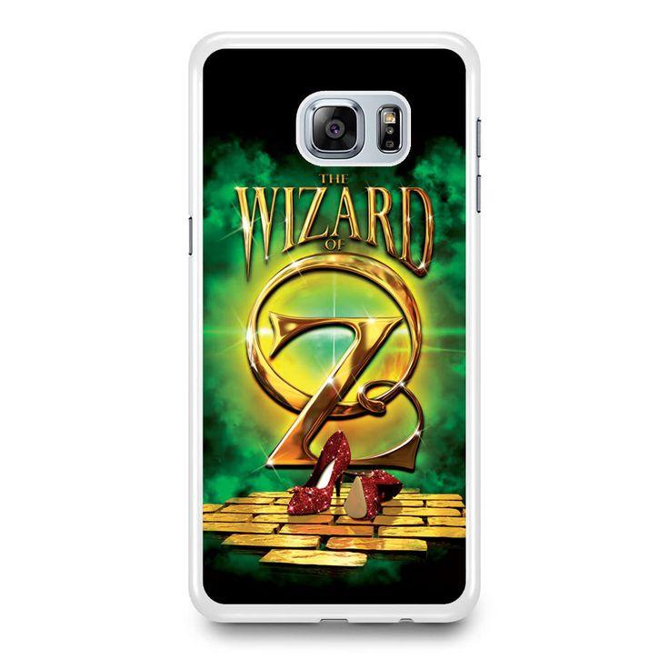 Wizard of Oz Movie Poster Samsung Galaxy S6 Edge Plus Case