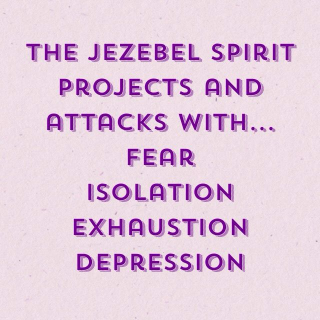 The Jezebel Spirited Projects
