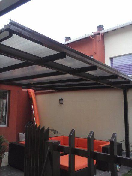 M s de 1000 ideas sobre techo policarbonato en pinterest - Invernadero casero terraza ...