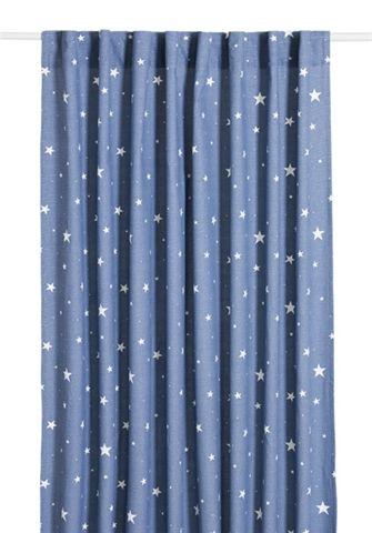 Gardin med stjernehimmel