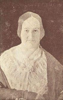 María Dolores Roche de París.  Mujeres en la independencia de Colombia | banrepcultural.org