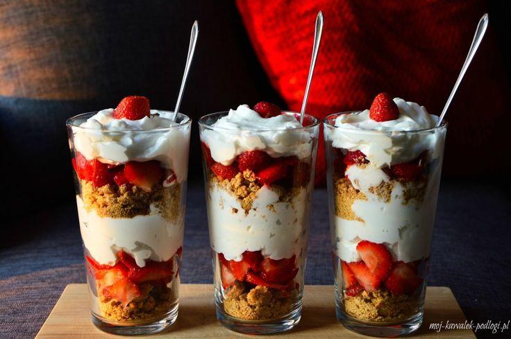 jogurt z granolą
