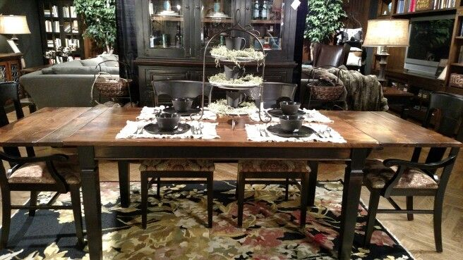Arhaus Toulon Dining Table My New House Traditional