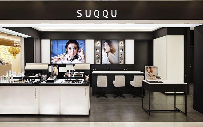 初のトリートメントルームを完備した、SUQQU世界最大直営店がGINZA SIX(銀座シックス)にオープン | Precious.jp(プレシャス)