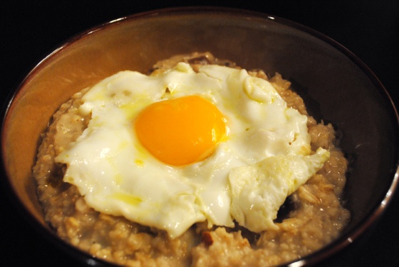 Savory Roasted Pear Oatmeal | Favorite Recipes | Pinterest