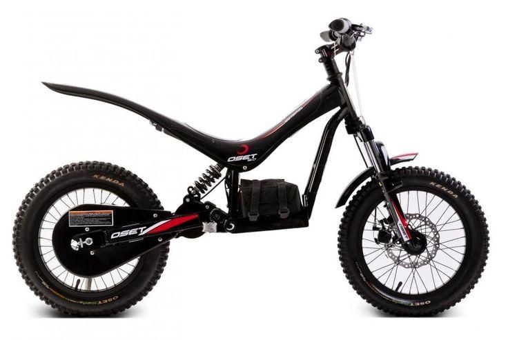 Oset Elektro Trial Bike 16.0 Eco   BTSPOWERBIKE