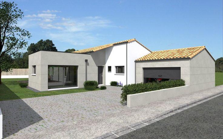 Déclinaison de notre modèle de maison