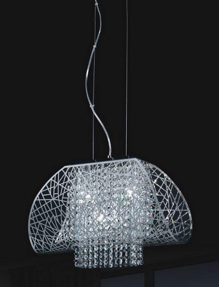 Lampa wisząca PRANZA firmy Italux P0203-04S-F4B5 - Cudowne Lampy
