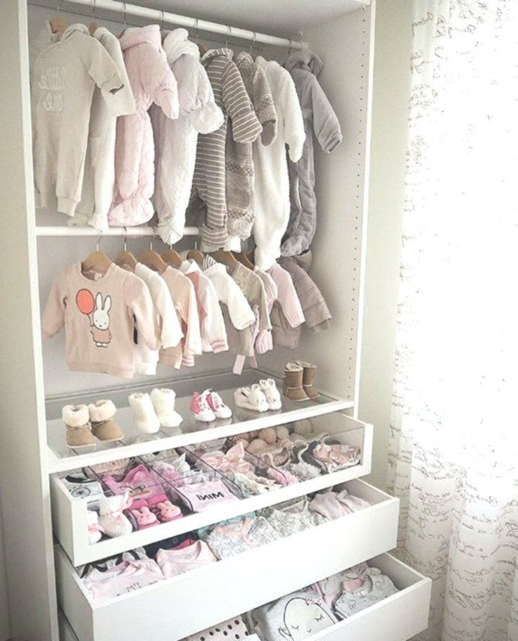 So Cute From Pax From Ikea Baby Clothes Babyclothes Babyfashion Babyclose Trend Baby Babyclose In 2020 Ikea Baby Baby Closet Organization Baby Room Decor