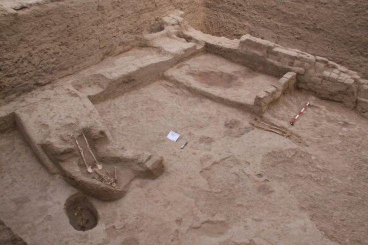 ♠ ♠  NOTICIAS INSOLITAS  ♠ ♠: Descubren en Perú un templo de 1.200 años donde sa...