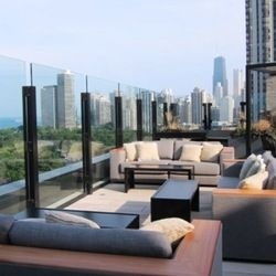 """It's almost patio season in Chicago. Check out this list of """"The Best Rooftop Bars In Chicago."""""""