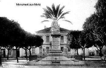 monument aux morts d'hussein-dey