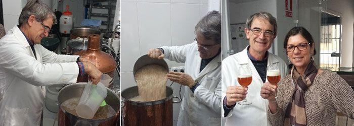 Universidad de Cádiz adquiere uno de nuestros equipos para la elaboración de cerveza artesana en la UCA, La Jerezana