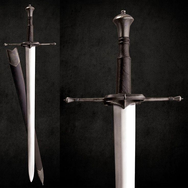 15th-century-Bastard-Sword - Medieval Times |Fantasy Bastard Sword