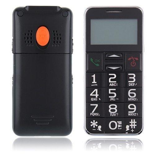 unlocked senior cell mobile phone w worldwide gsm 900 1800 850 1900 sos large big button keypad. Black Bedroom Furniture Sets. Home Design Ideas