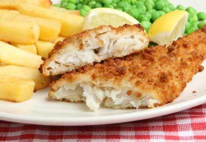 Filets de poisson panés au poêlon | .coupdepouce.com