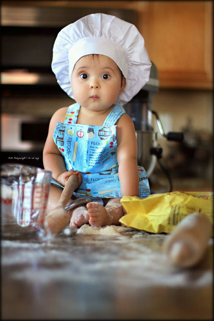 baker in the making