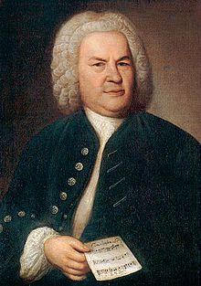 1750 : Mort de Johann Sebastian Bach, compositeur allemand.