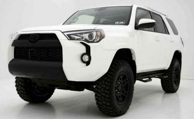 2018 Toyota 4Runner Modifications