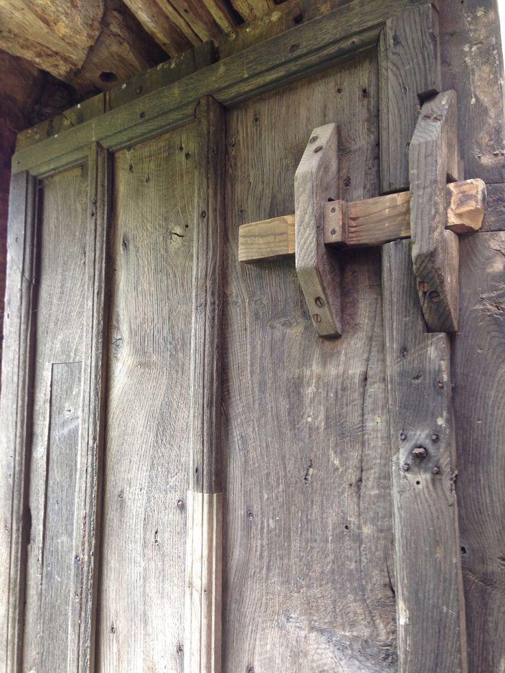 Hardwick Hall Wooden Doors Old Wooden Doors Barn Door