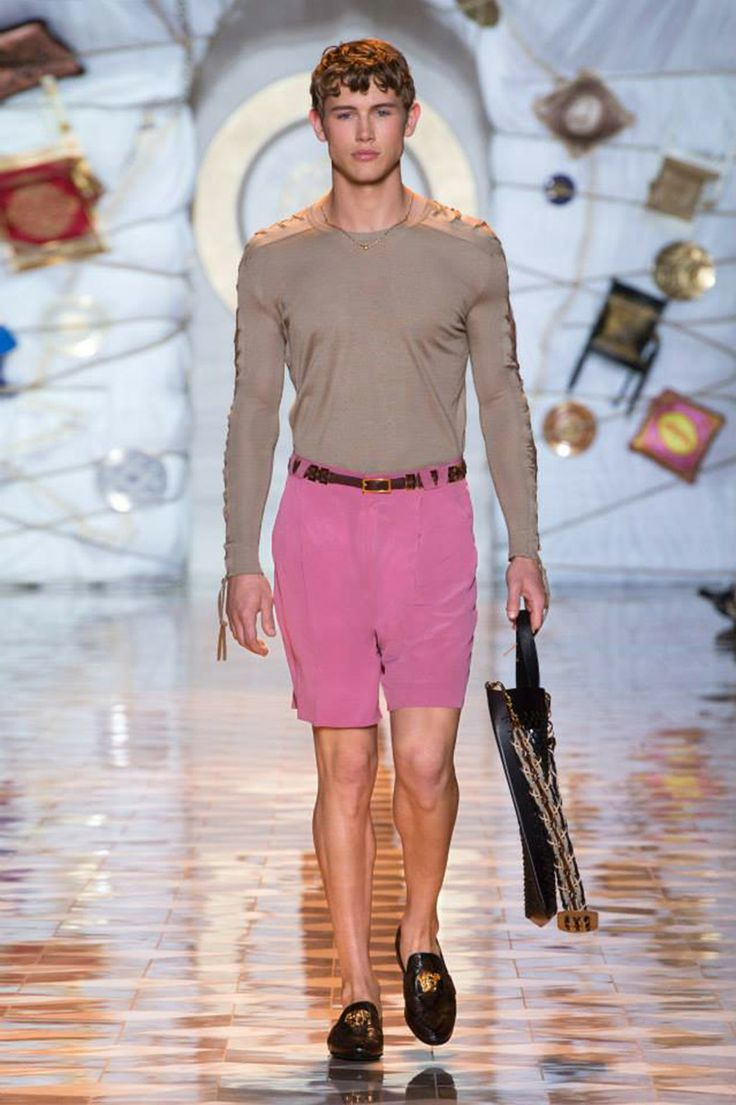 7 best VERSACE images on Pinterest | Guy fashion, Fashion men and ...