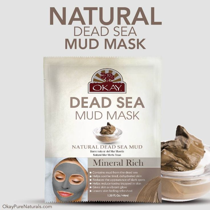 Dead Sea mud can help detoxify your skin. Made with mud from the dead sea which is known to be rich in minerals. It can also help reduce wrinkles and nourish your skin. You can find our products at OkayPureNaturals.com #okay #okaypurenaturals #purenaturals #purenatural #itsokaytobepurenatural #itsokaytobenatural #dead #sea #deadsea #mud #detoxify #skin #help #reduce #wrinkles #nourish #skincare