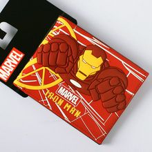Carteira Marvel Comics Wallets Luxury Designs Cartoon Iron man PVC Money Bags //Price: $US $6.99 & FREE Shipping //    #capitainamerica #capitãoamerica #marvel #avenger