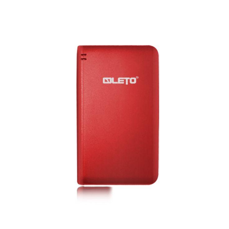 Slip external hard disk drive