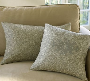 Wool Jacquard Pillow Covers - Blue Smoke #potterybarn: Pillows Covers, Blue Accent, Wool Jacquard, Fall Pillows, Pottery Barns Pillows, Blue Smoke, Master Bedrooms, Jacquard Pillows, Covers Potterybarn