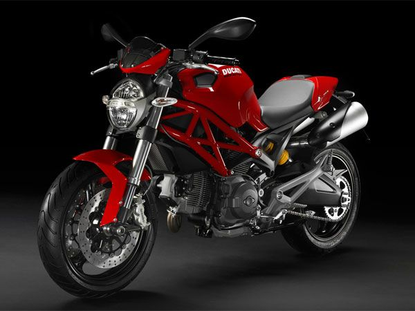 The ducati monster 696 might occupy the cheapest on the Monster ladder, but it definitely puts the legendary ducati brand in everybody's price range.    Read more: The 10 Best Buys in 2012 Motorcycles - Popular Mechanics