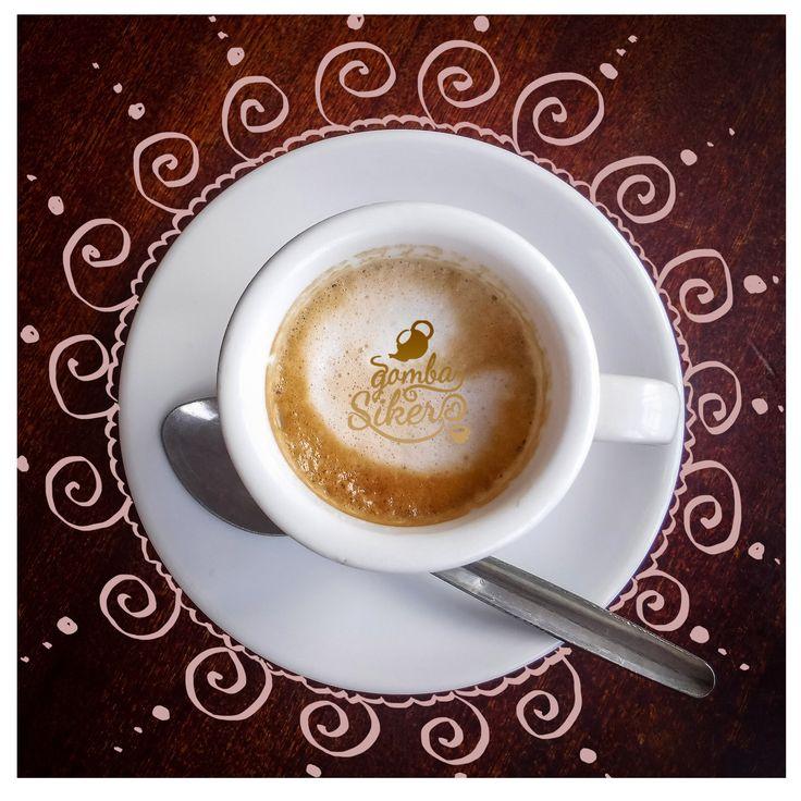 Kávé s mandala 4. #applepencil #mandala