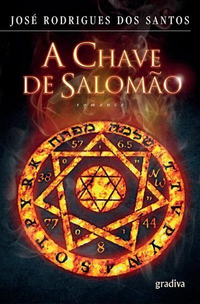 A Chave de Salomão, José Rodrigues dos Santos