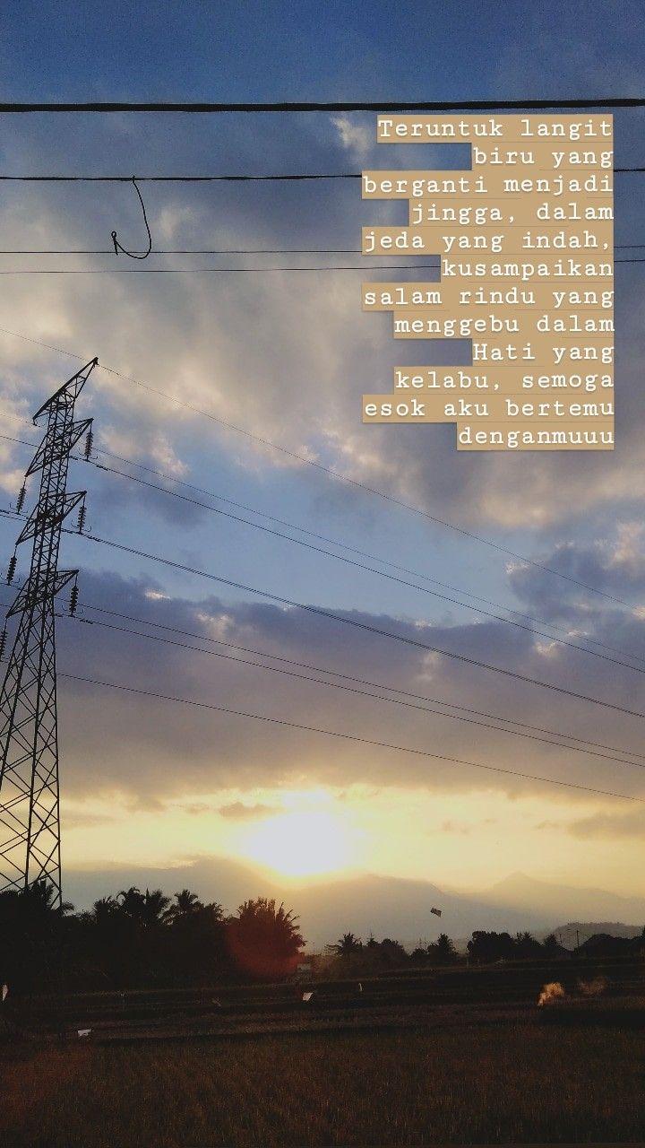 Catatan Rasa Langit Biru Langit Pelajaran Hidup