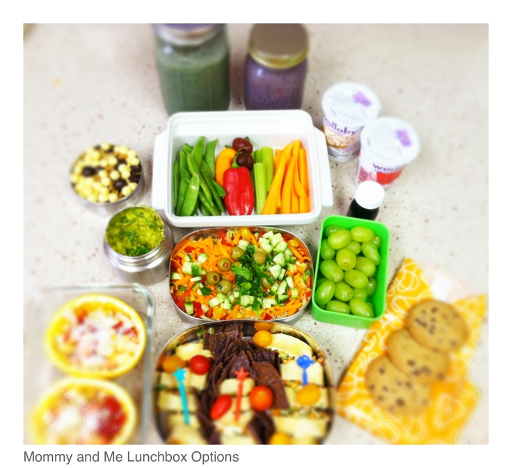 Meal prep for Lunchbox Options!