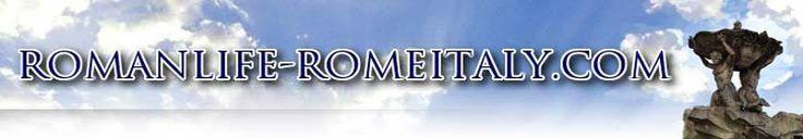 Roman life rome italy~Italian phrases and quotes