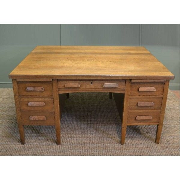 Antique Desks For Sale Antiques World In 2020 Antique Desks For Sale Partners Desk Antique Partners Desk