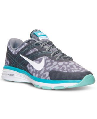promo code 35eac 50b6e ... Nike Womens Dual Fusion TR 2 Print Training Sneakers from Finish Line - Finish  Line Athletic Womens Nike Free 5.0 V4 ...