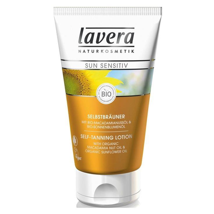 Lotiunea bio autobronzanta Lavera este realizata pe baza celor mai bune ingrediente naturale si se remarca prin premiile obtinute in cadrul testarilor OKO Test Germania precum si in urma feedback-ului consumatorilor. Este un produs cosmetic bio certificat NATRUE realizat in Germania si apartine brandului nr 1 in piata bio - LAVERA. http://www.sabedoria.ro/produse-bio-pentru-corp/752-lotiune-bio-autobronzanta-cu-nuci-de-macadamia-150ml-lavera.html#