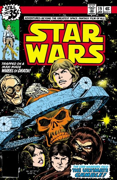 Marvel #19 ... Art by Carmine Infantino.
