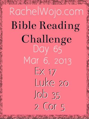 5 Tips for starting a bible study group (And Bible Reading Challenge Day 65 #bibleinayear)