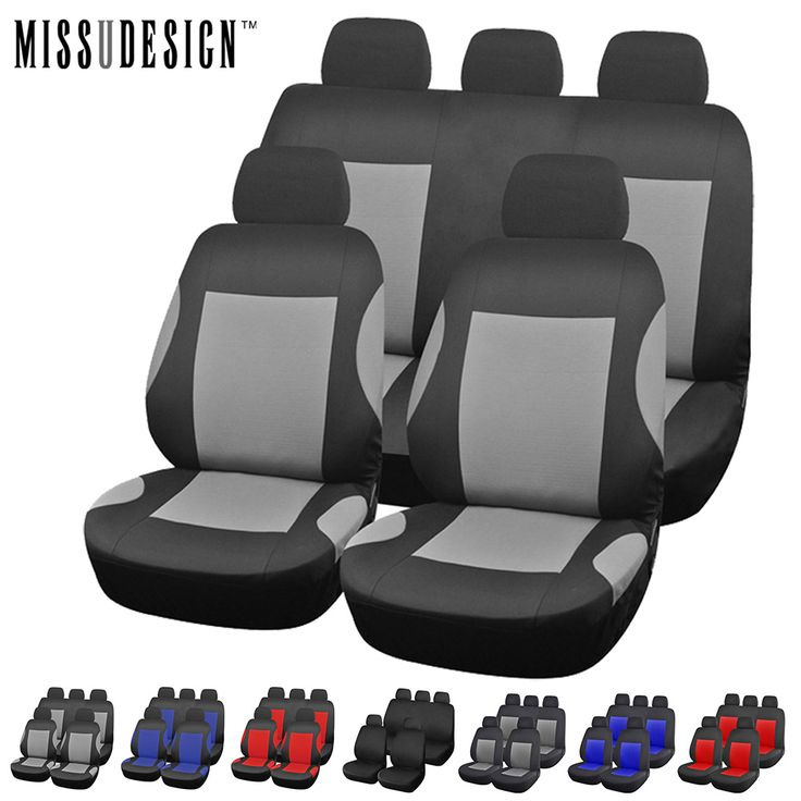 Universal Fashion Styling Full set and 2 front seats Car Cover Auto Interior Accessories Automotive Car Seat Cover