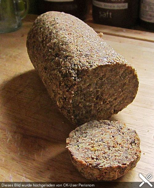 Perisnoms Low-Carb-Brot, Haferkleie Weizenkleie http://www.chefkoch.de/rezepte/2580551404748191/Perisnoms-Low-Carb-Brot.html