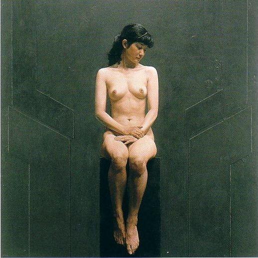 野田弘志 『THE 2』[1997] Noda Hiroshi (1936 - )